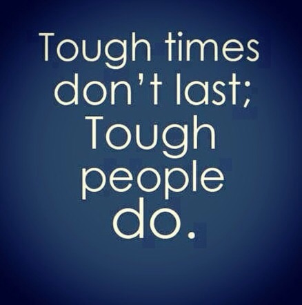 quote Tough Times