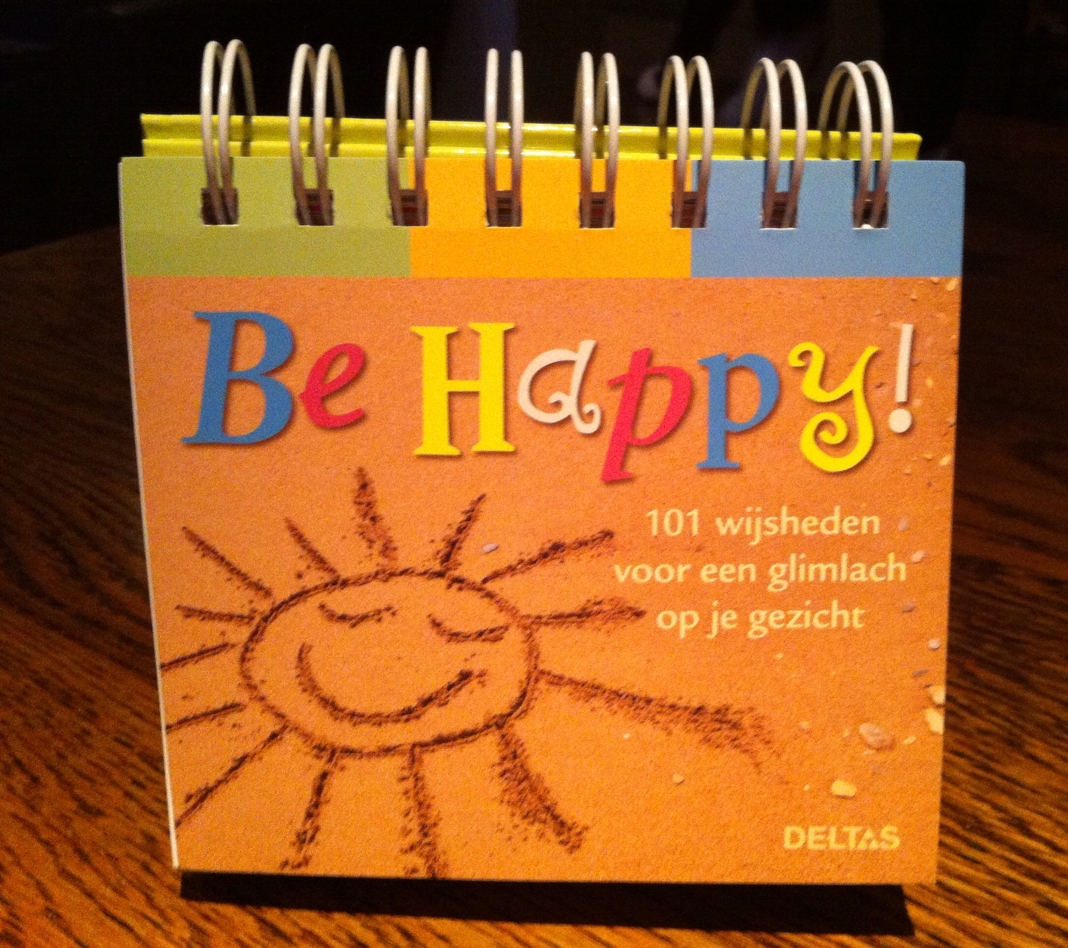 Be Happy 101 uitspraken