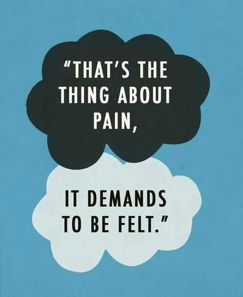quote pain