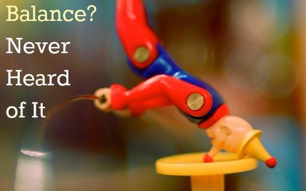 welk evenwicht?