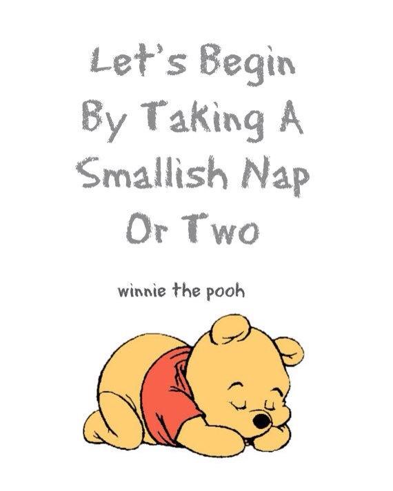 smallish nap